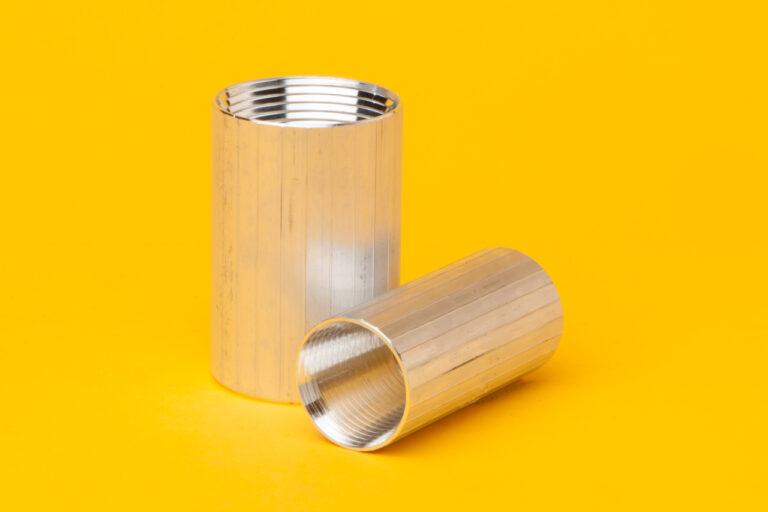 (AS) Reverse Thread - Aluminum Coupler