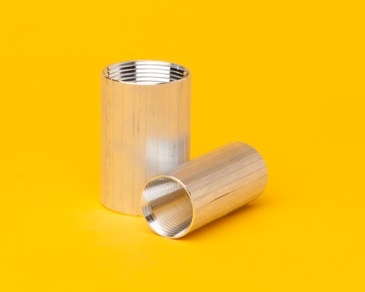 Tapered Universal Aluminum Coupler